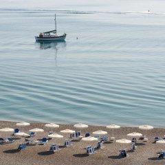Lindos White Hotel & Suites пляж