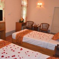 Royal Yadanarbon Hotel 3* Стандартный номер с двуспальной кроватью фото 2