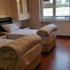 Отель istanbul modern residence 2* Стандартный номер с различными типами кроватей фото 3