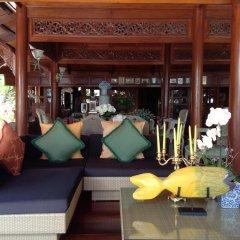 Отель Baan Sangpathum Villa гостиничный бар