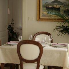 Отель Villa Titus Гаттео-а-Маре питание