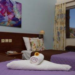Philoxenia Hotel Apartments 3* Стандартный номер с двуспальной кроватью фото 2