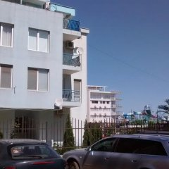 Отель Violet Garden Apart Complex Солнечный берег парковка