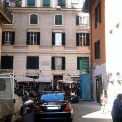 Отель Trevi Elite Rome парковка