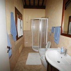 Отель B&B Contarine Италия, Региональный парк Colli Euganei - отзывы, цены и фото номеров - забронировать отель B&B Contarine онлайн ванная
