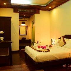 Отель Villa Chitchareune 3* Номер Делюкс с 2 отдельными кроватями фото 6