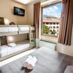 Отель Plus Florence Италия, Флоренция - 14 отзывов об отеле, цены и фото номеров - забронировать отель Plus Florence онлайн комната для гостей фото 3