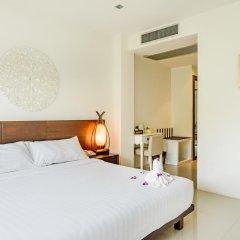 Отель L'esprit de Naiyang Beach Resort 4* Номер Делюкс с двуспальной кроватью фото 3