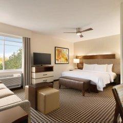 Отель Homewood Suites by Hilton Augusta 3* Люкс с различными типами кроватей