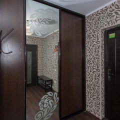 Гостиница Эдем Взлетка Улучшенные апартаменты разные типы кроватей фото 22