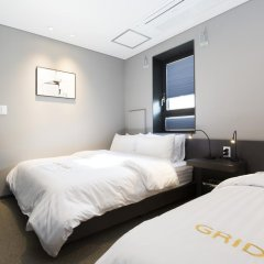 Отель Grid Inn 2* Стандартный номер с различными типами кроватей