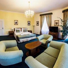 Hotel Dvorak Cesky Krumlov 4* Стандартный номер фото 2