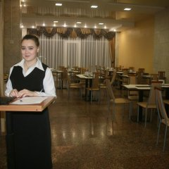 Гостиница Венец питание