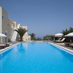 Отель Villa Danezis Греция, Остров Санторини - отзывы, цены и фото номеров - забронировать отель Villa Danezis онлайн бассейн фото 2