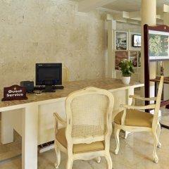 Отель Iberostar Dominicana All Inclusive Доминикана, Пунта Кана - 6 отзывов об отеле, цены и фото номеров - забронировать отель Iberostar Dominicana All Inclusive онлайн интерьер отеля