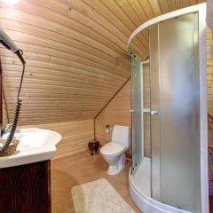 Гостиница Ведмежий Двир ванная