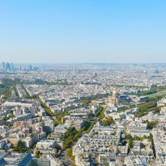 Отель Adagio Paris Buttes Chaumont Париж пляж фото 2