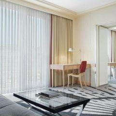 Отель Le Méridien Munich 5* Представительский люкс с различными типами кроватей фото 4