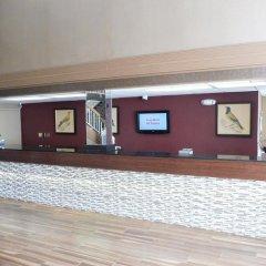 Отель Red Roof Inn Meridian 2* Улучшенный номер с различными типами кроватей фото 4
