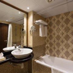 Отель Smana Al Raffa Дубай ванная