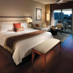 Shangri-La Hotel Singapore 5* Люкс с различными типами кроватей фото 3