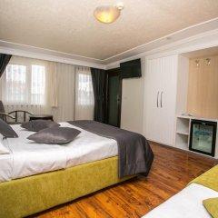 Hotel Pera Capitol 3* Стандартный номер с различными типами кроватей фото 7