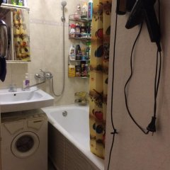 Гостиница Apt On Narodnogo Opolcheniya 165 ванная