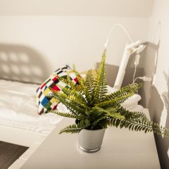 Bi-Pi Hostel Стандартный номер с разными типами кроватей фото 10