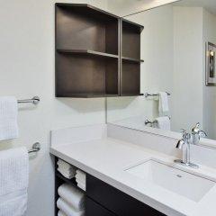 Отель Candlewood Suites Jersey City - Harborside Люкс с различными типами кроватей фото 6