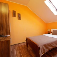 Отель Rooms Konak Mikan 2* Стандартный номер с различными типами кроватей фото 8