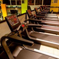 LH Hotel & SPA фитнесс-зал фото 3
