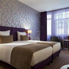 Отель Timhotel Opéra Blanche Fontaine 4* Представительский номер с различными типами кроватей фото 2