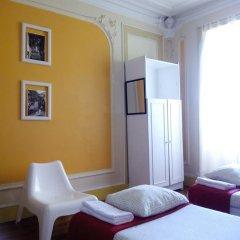 Refuge in Santa Marta Hostel Стандартный семейный номер с двуспальной кроватью (общая ванная комната) фото 2