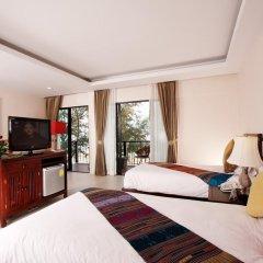 Отель Baan Laimai Beach Resort 4* Номер Делюкс разные типы кроватей фото 7