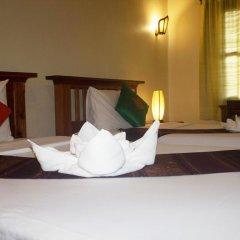 Отель Villa Saykham 3* Стандартный номер с 2 отдельными кроватями фото 15