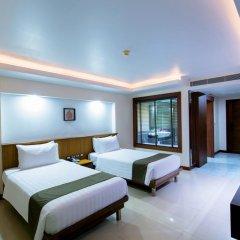 Отель Thanthip Beach Resort 3* Номер Делюкс с двуспальной кроватью фото 12