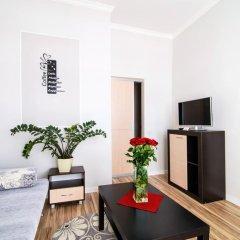 Гостиница Vip-kvartira Kirova 3 Улучшенные апартаменты с 2 отдельными кроватями фото 8