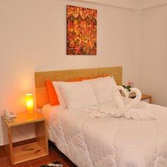 Hotel Waman 3* Стандартный номер с различными типами кроватей фото 6