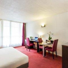 Отель Aparthotel Adagio access Vanves Porte de Versailles 3* Студия с различными типами кроватей фото 7