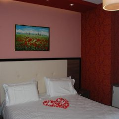 Hotel Vila Zeus 3* Стандартный номер с двуспальной кроватью фото 14