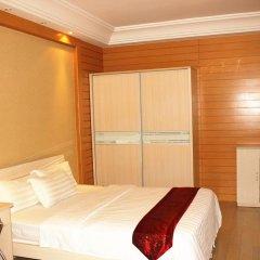 Апартаменты She & He Service Apartment - Huifeng Номер Делюкс с различными типами кроватей фото 10