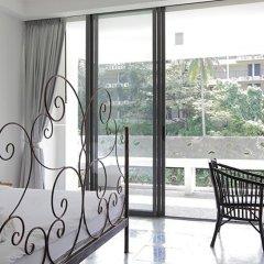 Отель Surintra Boutique Resort 3* Номер Делюкс двуспальная кровать фото 4