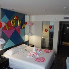 Orange Hotel Select Luohu Shenzhen 4* Стандартный номер фото 4