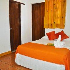 Hotel Hacienda de Vallarta Centro 3* Стандартный номер с двуспальной кроватью фото 4
