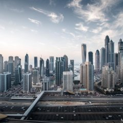 Отель Pullman Dubai Jumeirah Lakes Towers фото 5