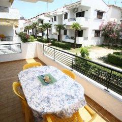 Отель Villa Reppas балкон