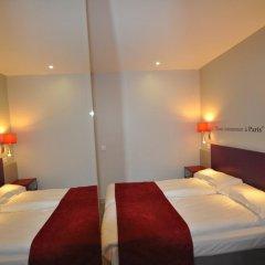 Grand Hotel de Turin 3* Стандартный номер разные типы кроватей фото 5