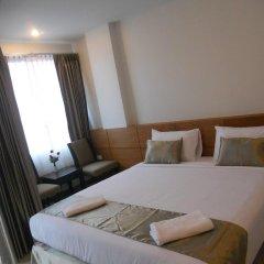 Asia Express Hotel 2* Номер Делюкс с двуспальной кроватью фото 3