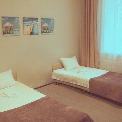 Мини-Отель Агиос на Курской 3* Стандартный номер с 2 отдельными кроватями фото 7