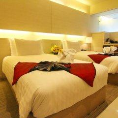 Отель Aspira Hiptique Sukhumvit 13 3* Номер Делюкс с различными типами кроватей фото 3